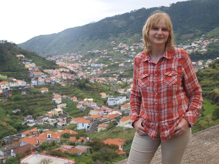 Блогер Наталья Анохина