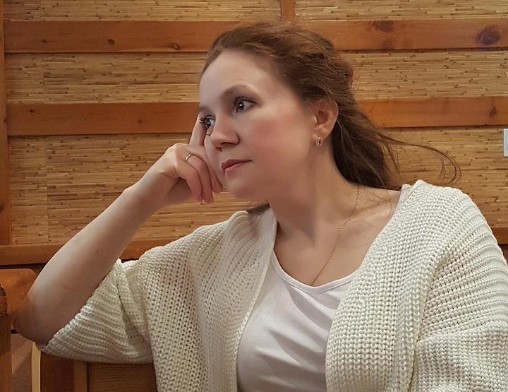 Юлия Гайдарова - интервью